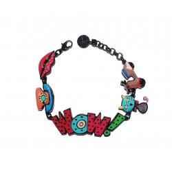Lol Bijoux - Bracelet Pop Art - Wow - Multicolore