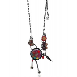 Lol Bijoux - Collier Chat - Notes Automnales